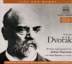 Life and Works: Dvorak (Siepmann)