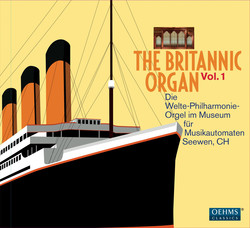 The Britannic Organ, Vol. 1