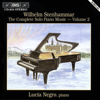 Stenhammar - The Complete Solo Piano Music, Vol.2