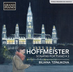 Hoffmeister: Sonatas for Piano, Vol. 3