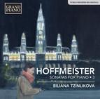 Hoffmeister: Sonatas for Piano, Vol. 3