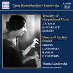 Treasury of Harpsichord Music & Dances of Ancient Poland