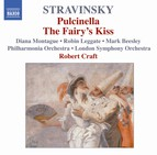 Stravinsky: Pulcinella - Le Baiser De La Fee (The Fairy's Kiss)