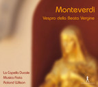 Monteverdi: Vespro della Beata Vergine