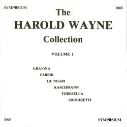 Harold Wayne Collection, Vol. 1 (1900-1903)