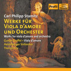 Stamitz: Viola D\'Amore Concertos / Viola D\'Amore Sonata in E Flat Major
