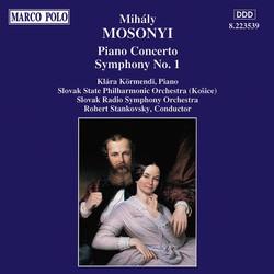 Mosonyi: Piano Concerto / Symphony No. 1