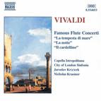 Vivaldi: Flute Concertos (Famous)