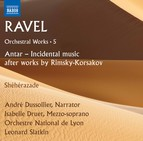 Ravel: Orchestral Works, Vol. 5