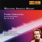 Mozart: Piano Concerto Nos 14-16