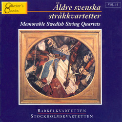 Äldre Svenska Stråkkvartetter Vol. 1
