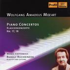 Mozart: Piano Concerto Nos 17-18