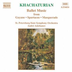 Khachaturian, A.I.: Ballet Music