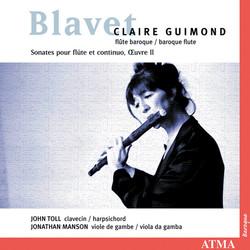 Blavet: 6 Flute Sonatas, Op. 2