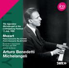 Mozart: Piano Concertos 15 & 20