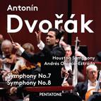 Dvořák: Symphonies Nos. 7 & 8