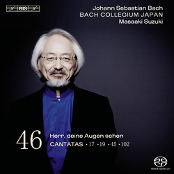 J.S. Bach – Cantatas, Vol.46