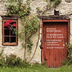 Rosenberg – Symphonies Nos 3 & 6