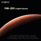 1948 – 2001: A Ligeti Odyssey