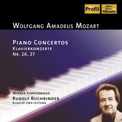 Mozart: Piano Concertos Nos. 26-27