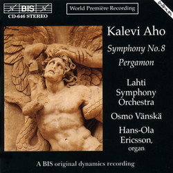 Aho - Symphony No.8