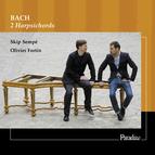 Bach: 2 Harpsichords