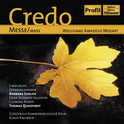 Mozart: Mass No. 11 in C Major,