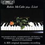 Robin McCabe plays Liszt