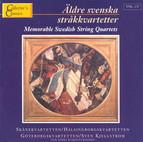 Äldre Svenska Stråkkvartetter Vol. 5