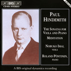 Hindemith - Viola Sonatas