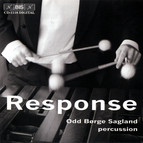 Response - percussion solo