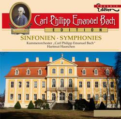 C.P.E. Bach: Sinfonien