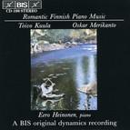 Romantic Finnish Piano Music