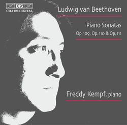 Beethoven - Sonatas Op.109, Op.110 & Op.111