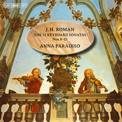 Roman – The 12 Keyboard Sonatas: Sonatas 8 – 12