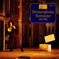 Drottningholms Slottsteater, Vol. 3:I (1922-1992)