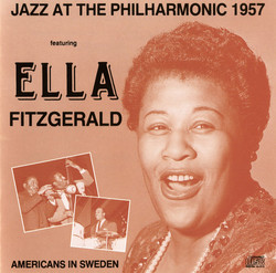 Fitzgerald, Ella: Jazz at the Philharmonic (1957)