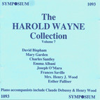 The Harold Wayne Collection, Vol. 7 (1901-1908)