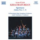 Khachaturian, A.I.: Spartacus, Suites Nos. 1- 3