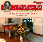 C.P.E. Bach: Sonatas