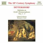Dittersdorf: Sinfonias On Ovid's Metamorphoses, Nos. 1 - 3