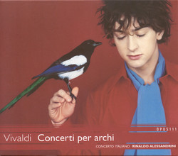 Vivaldi, A.: Concerti for Strings - Rv 115, 120, 121, 123, 129, 141, 143, 153, 154, 156, 158, 159 (Concerti Per Strumenti Varii, Vol.2)