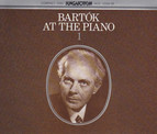 Bartok: Bartok at the Piano