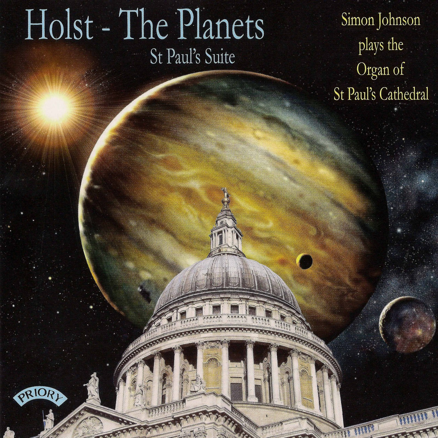 eClassical - Holst: The Planets & St. Paul's Suite (Arr ...