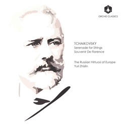 Tchaikovsky: Serenade for Strings, Op. 48 & Souvenir de Florence, Op. 70