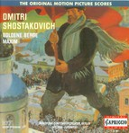 Shostakovich, D.: Golden Mountains / Maxim Trilogy Suite