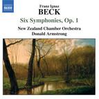 Beck: 6 Symphonies, Op. 1
