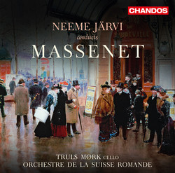 Neeme Järvi Conducts Massenet