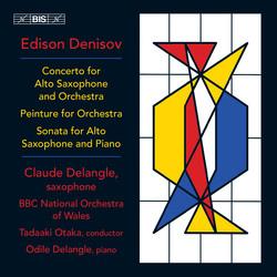 Denisov - Saxophone Concerto