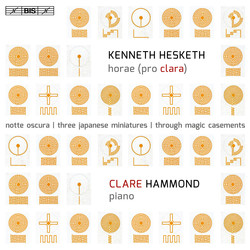 Kenneth Hesketh – Horae (pro clara)